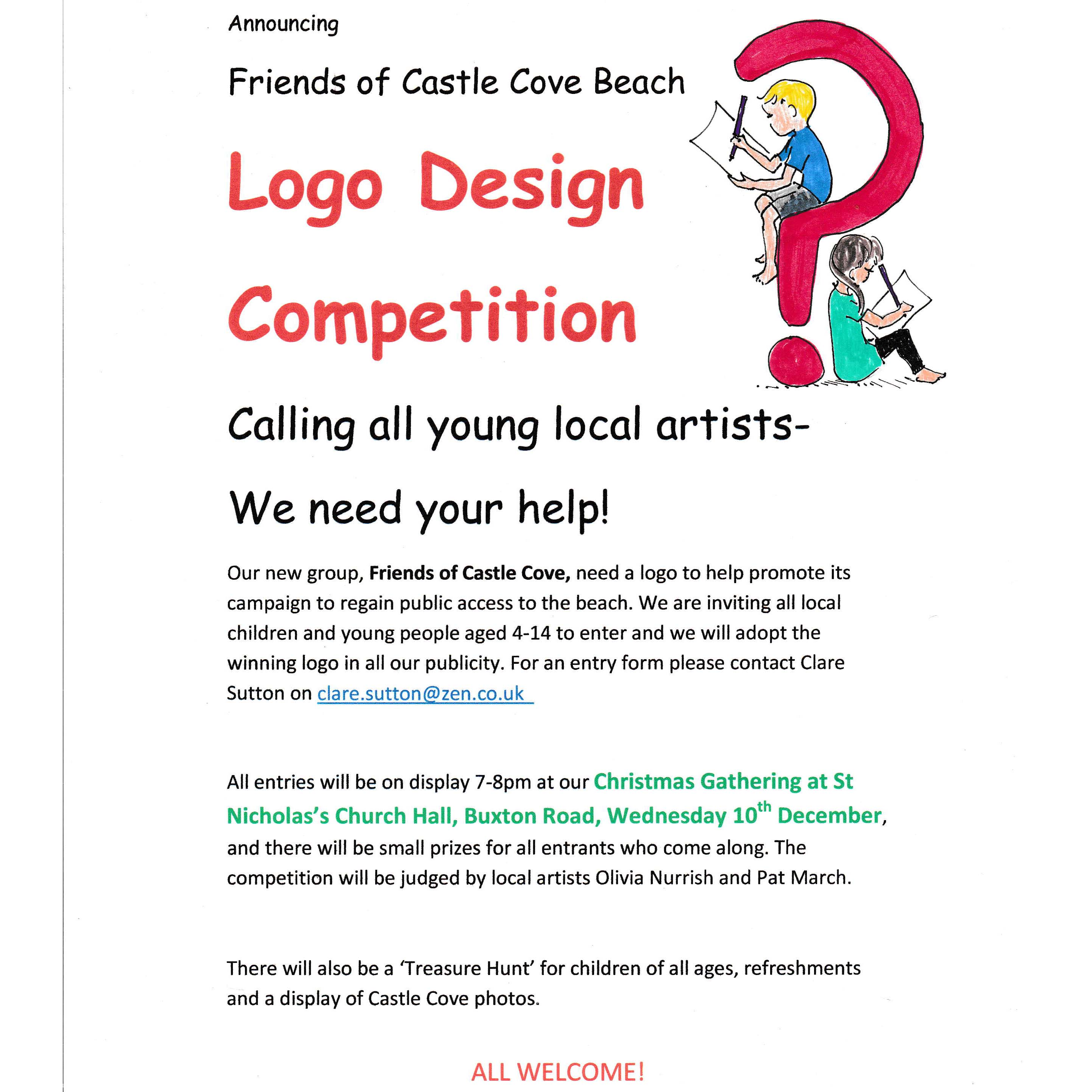Pleasant Logo Design Competition Sandsfoot Castle The Rodwell Trail Home Interior And Landscaping Ologienasavecom