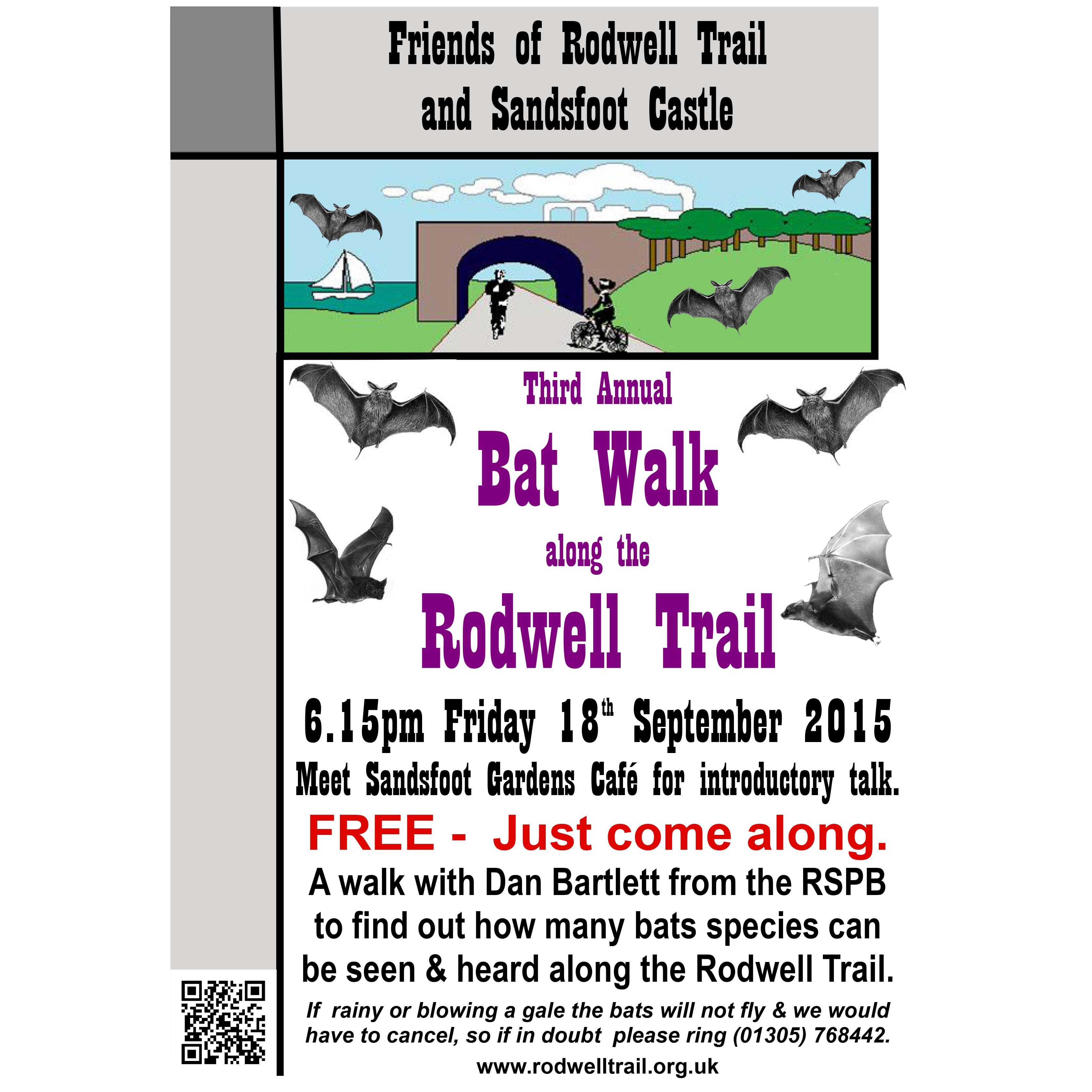 Bat walk 2015