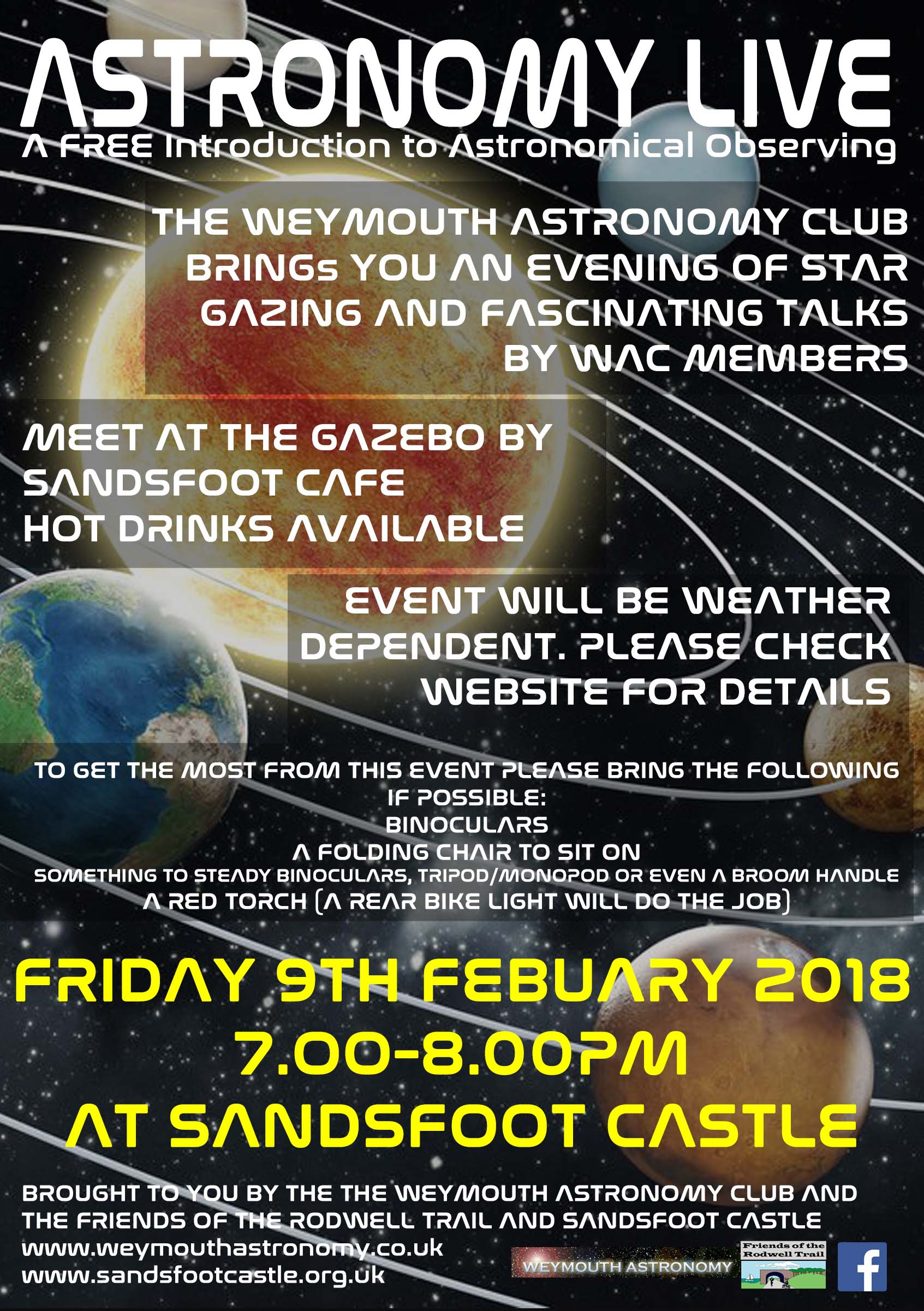 astronomy poster 2018