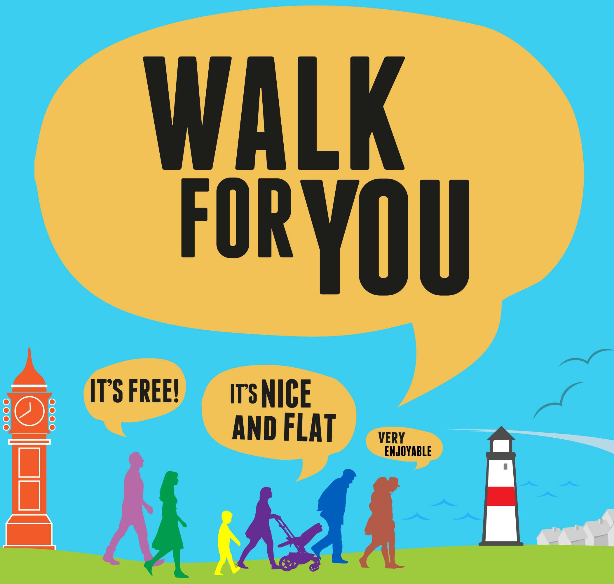 Walk for Health_outlined