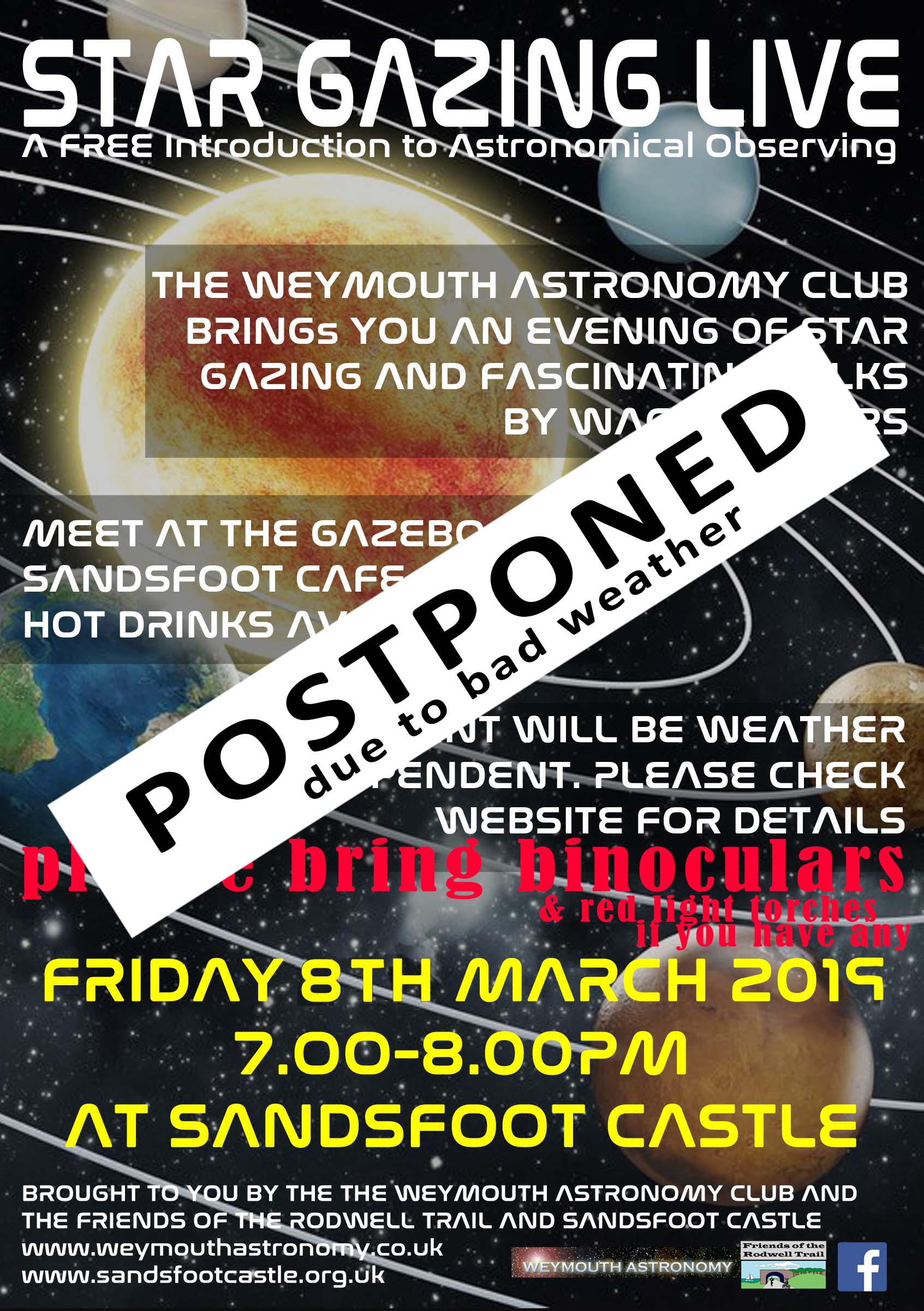 POSTPONED astronomy poster 2019 w