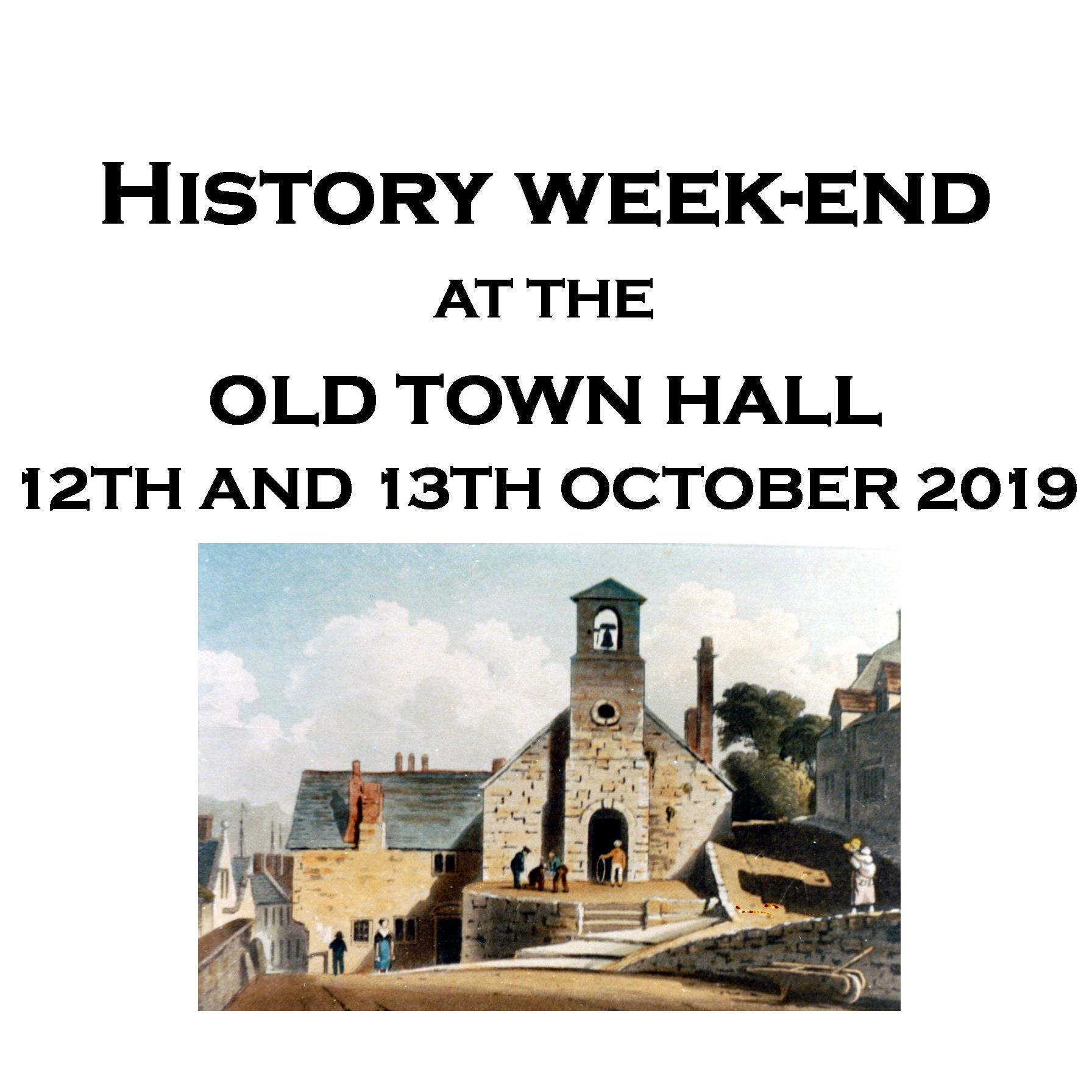 History Weekend Logo2